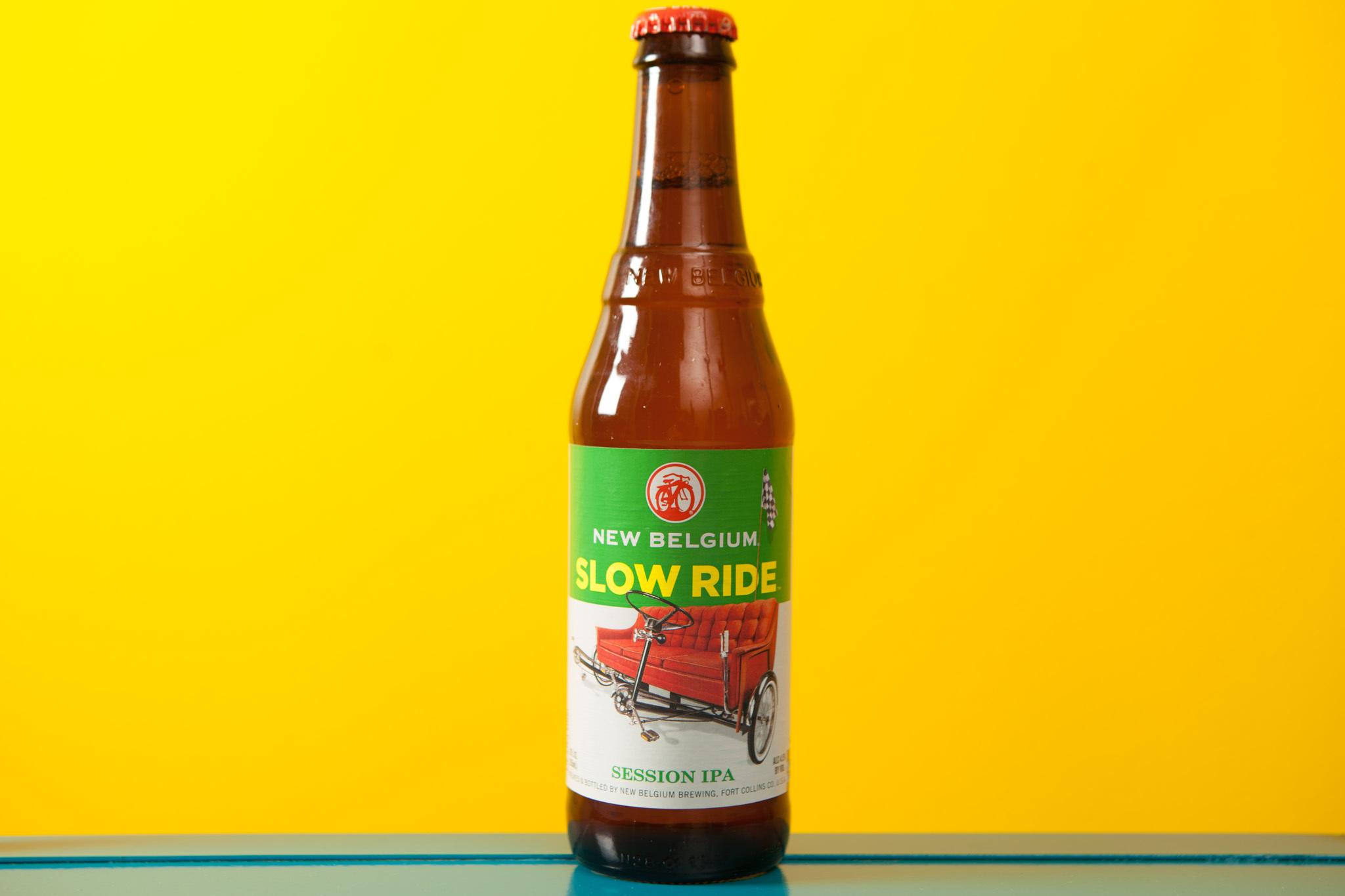 New Belgium Slow Ride