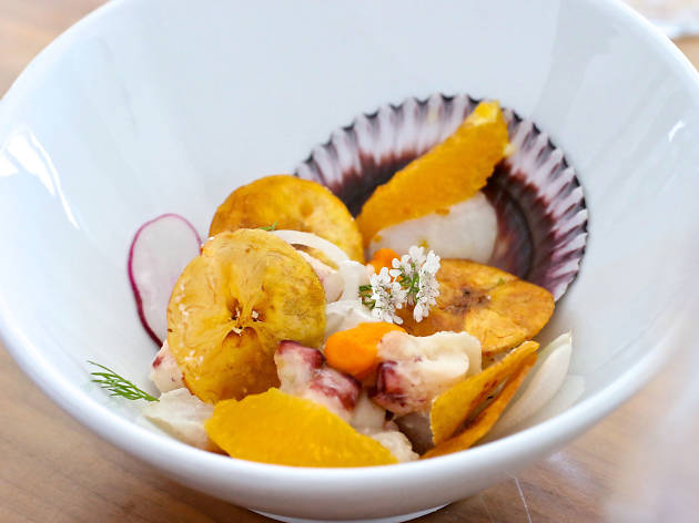 Ceviche Project pop-up dinner