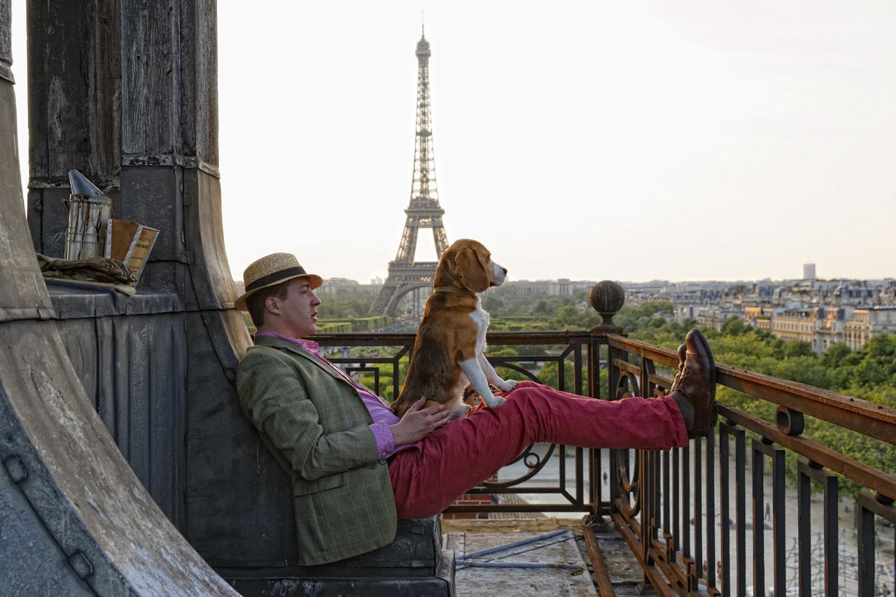 Une dégustation de miel sur les toits de Paris