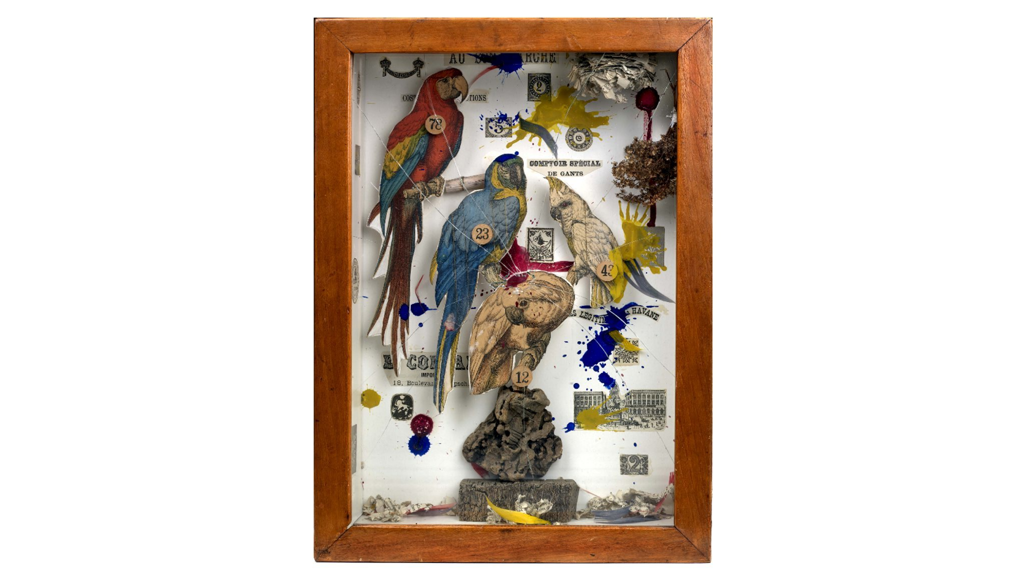 'Joseph Cornell: Wanderlust' at Royal Academy of Arts: a preview