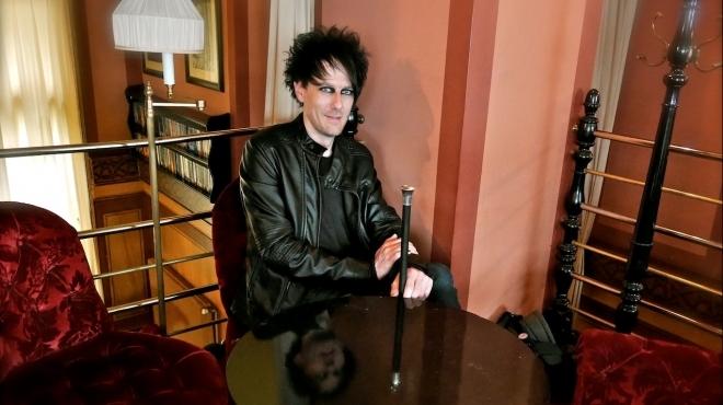 Interview d'Olivier Streiff (Top Chef), actuellement en résidence parisienne au Cercle