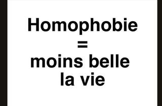 3 questions à SOS Homophobie