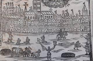 London's Dreadful Visitation: The Great Plague