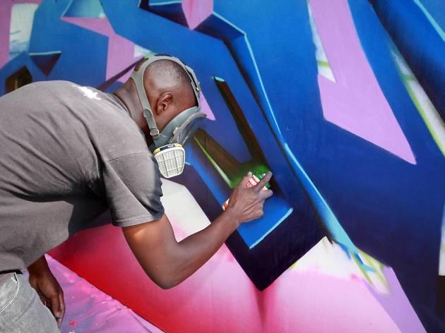 Urban Art 2014