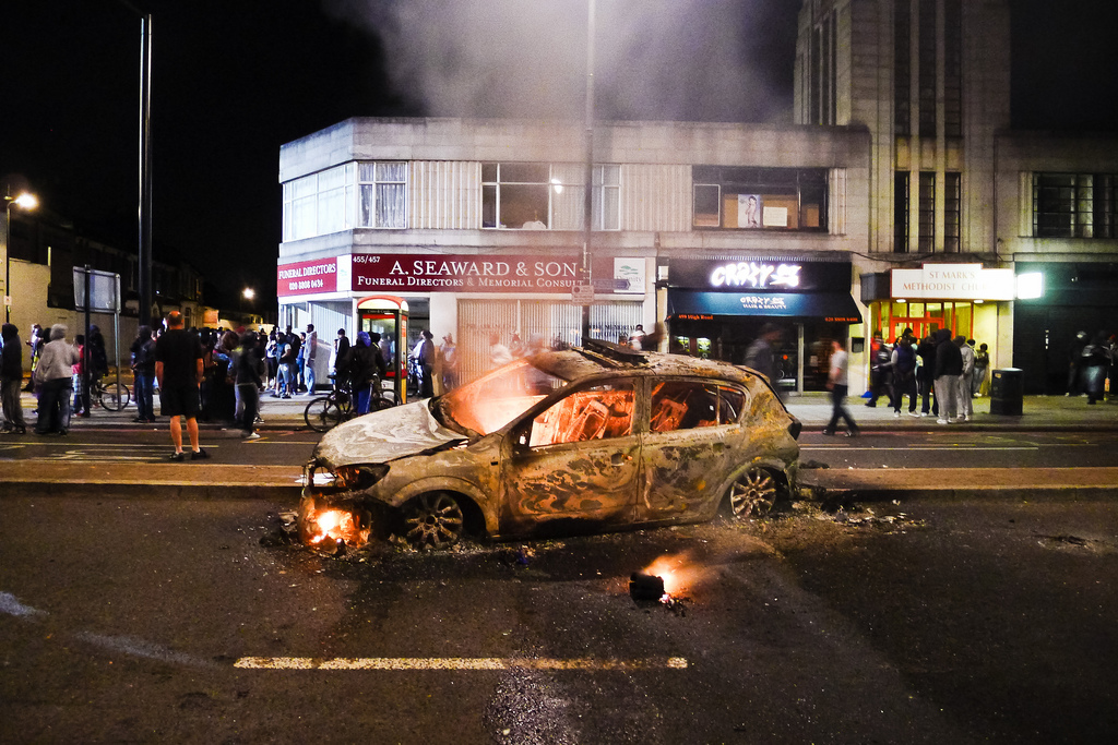 Can Urban Riots Cause Change?