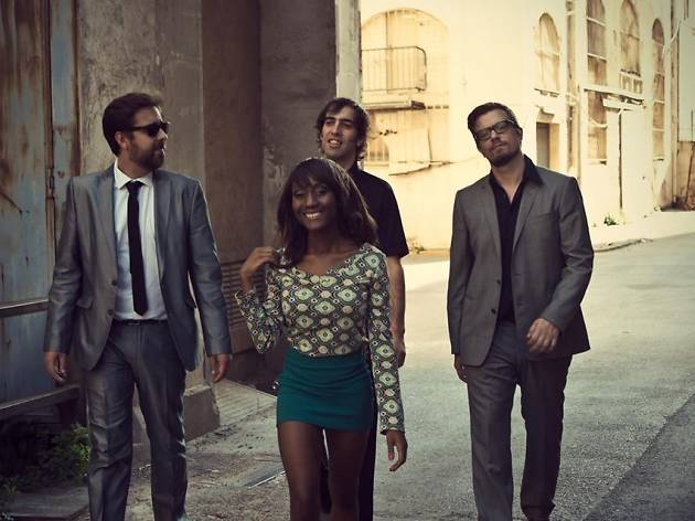 Jazz al Terrat: Koko Jean & The Tonics
