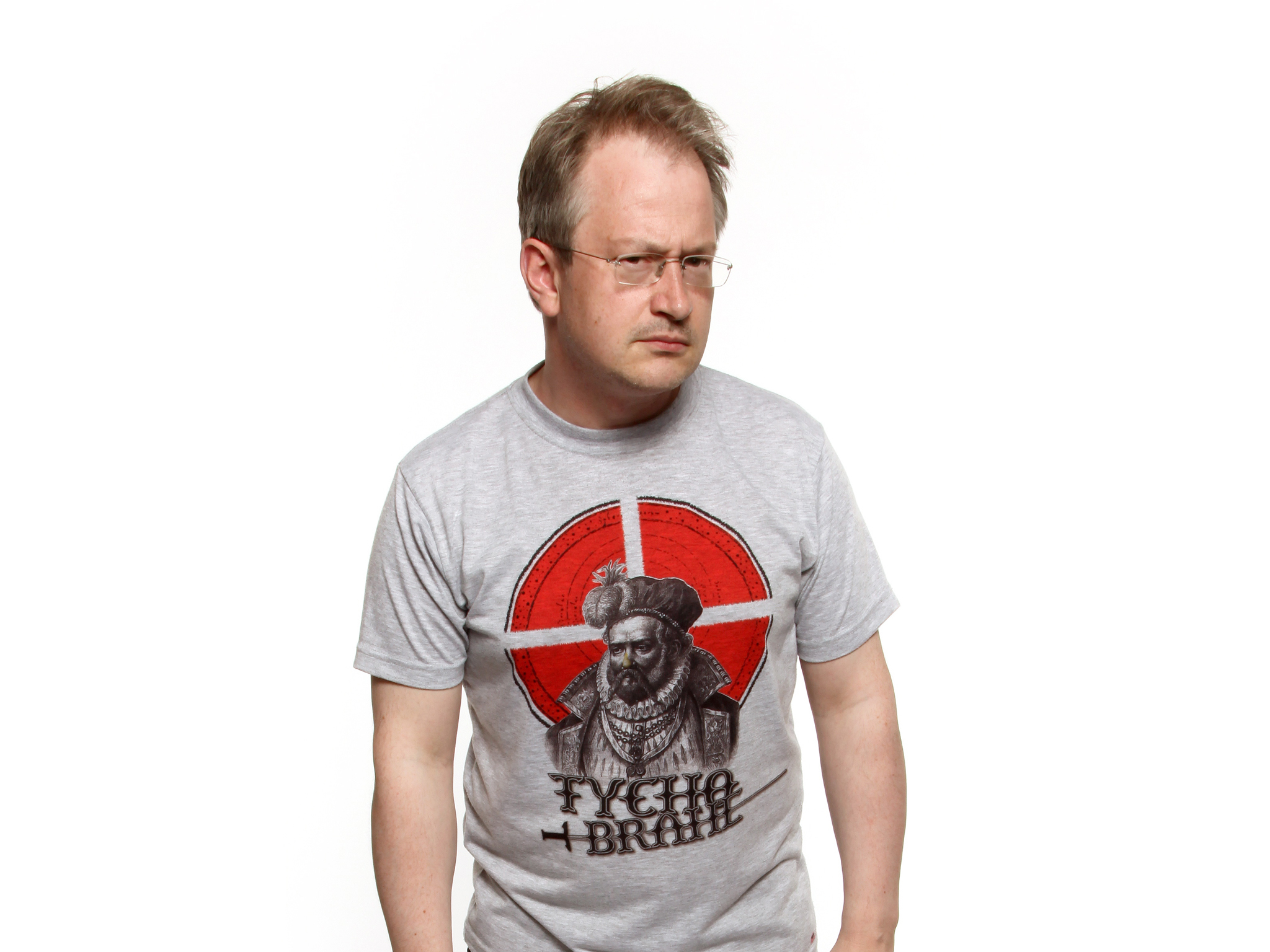 Say farewell to Robin Ince