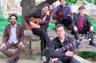 Els Vespres de la UB 2015: Manel Joseph i Los Tunantes
