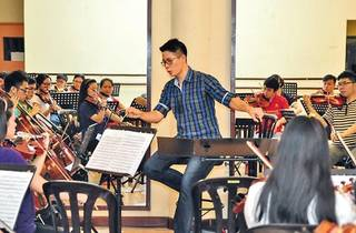 KLPac Orchestra 'Rhapsody' concert