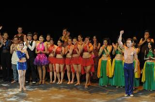 Outcast Dance Show