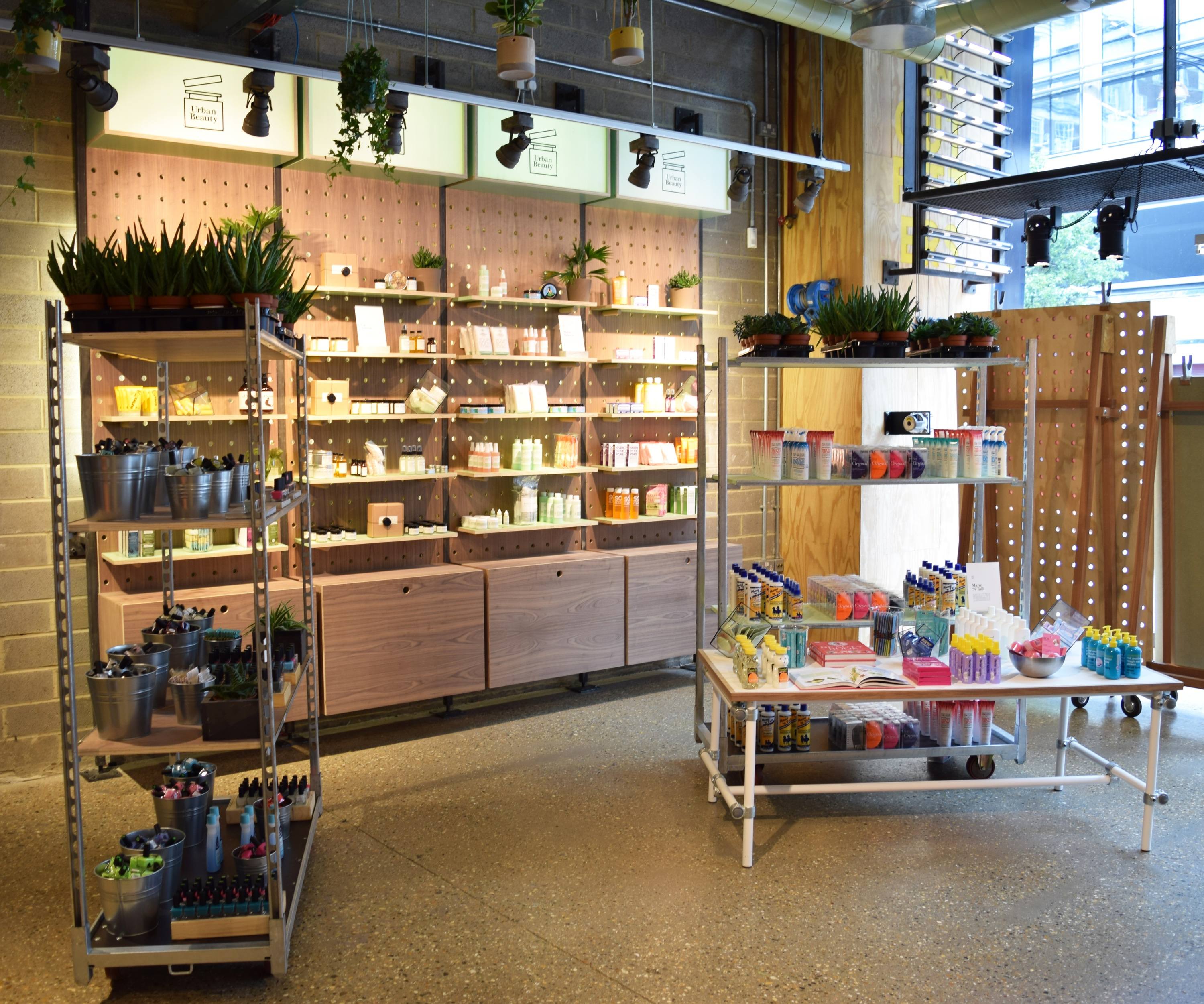 Urban Outfitters Beauty Shop
