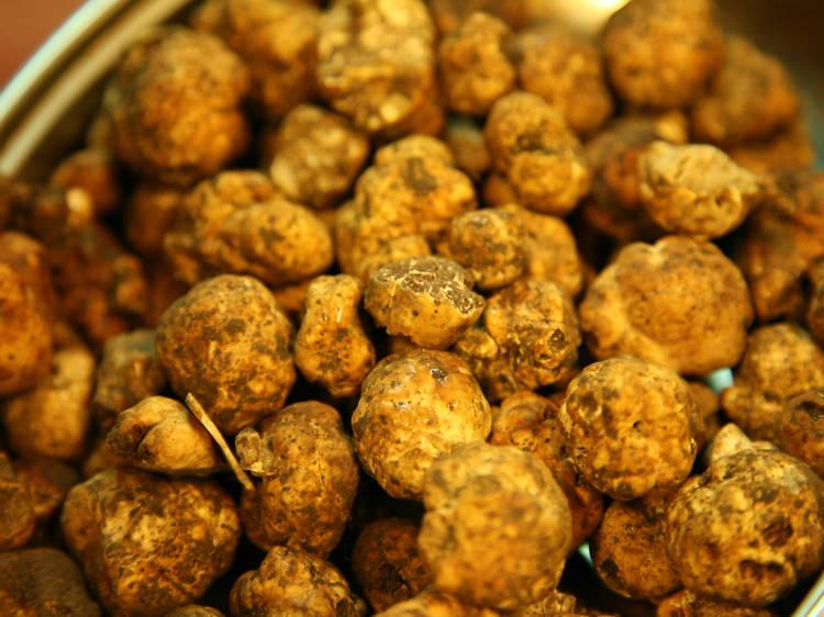 Try truffles