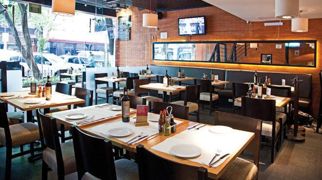 Restaurantes y cafés en Zona Rosa