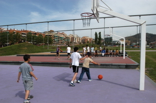 parc de la Solidaritat d'Esplugues