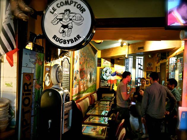 Le Comptoir (© LRD/Time Out Paris)