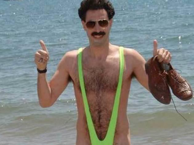 Mankini Borat