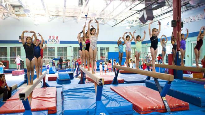 Kids 39 fitness centers in nyc for Fun activities to do in new york city