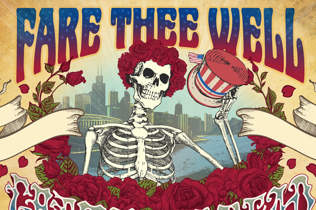 Where to watch the final Grateful Dead shows