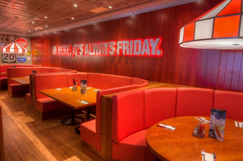 TGI Friday's La Vaguada