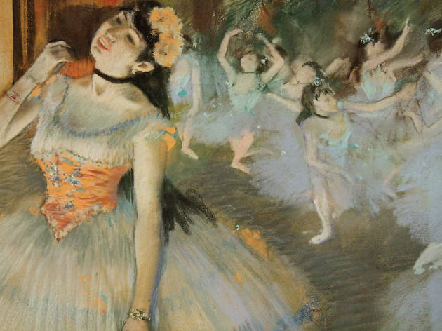 """""""Degas: At the Track, On the Stage"""""""