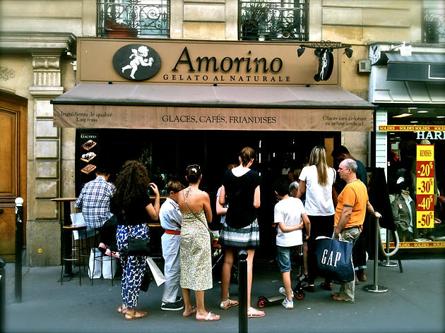Amorino (© LRD/Time Out Paris)