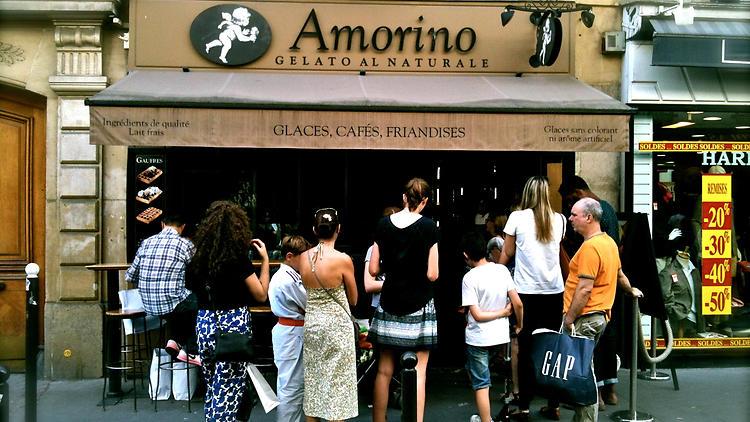 Amorino (© LRD/Time Out Paris)
