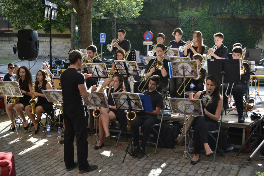 Grec 2015: Jove Big Band