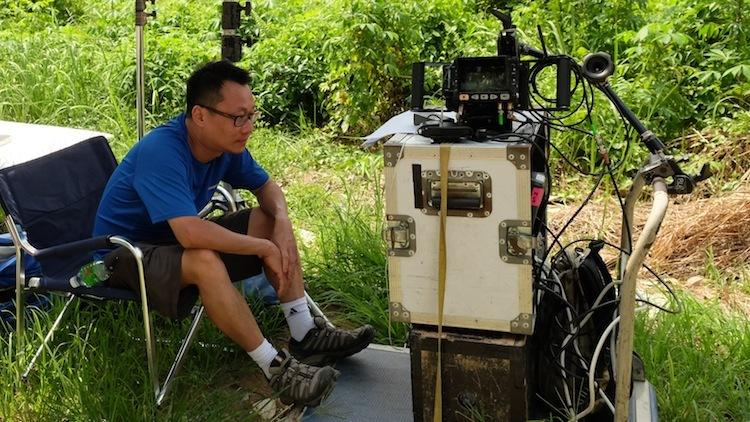 Kelvin Tong ('Grandma Positioning System')