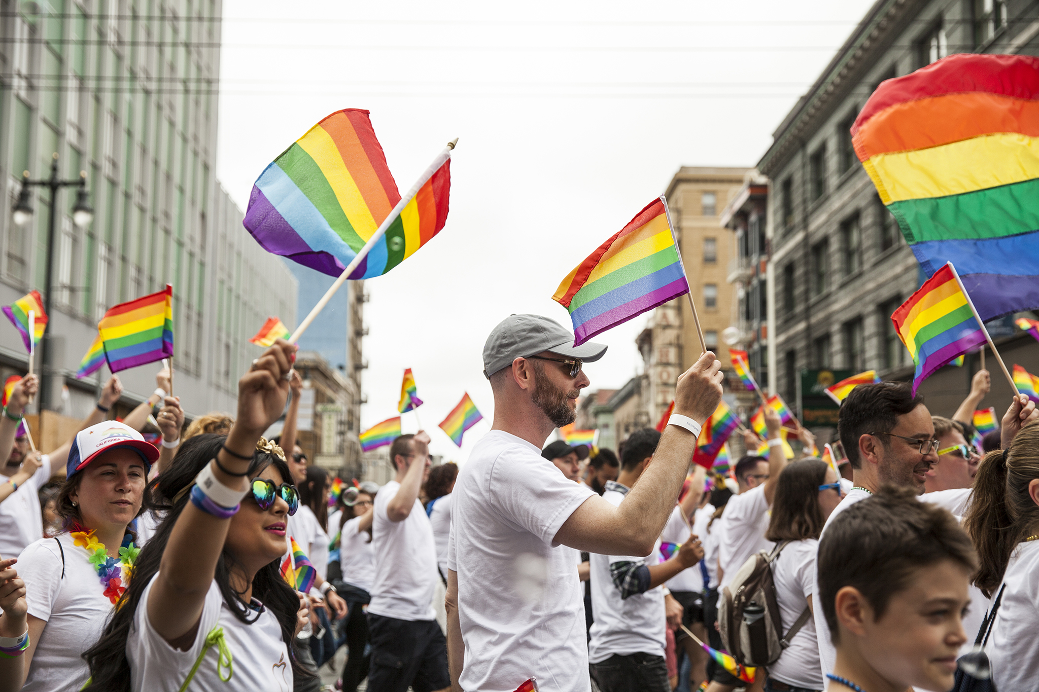 Our best photos from SF Pride parade 2015