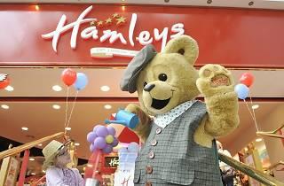 Hamleys Toy Fair