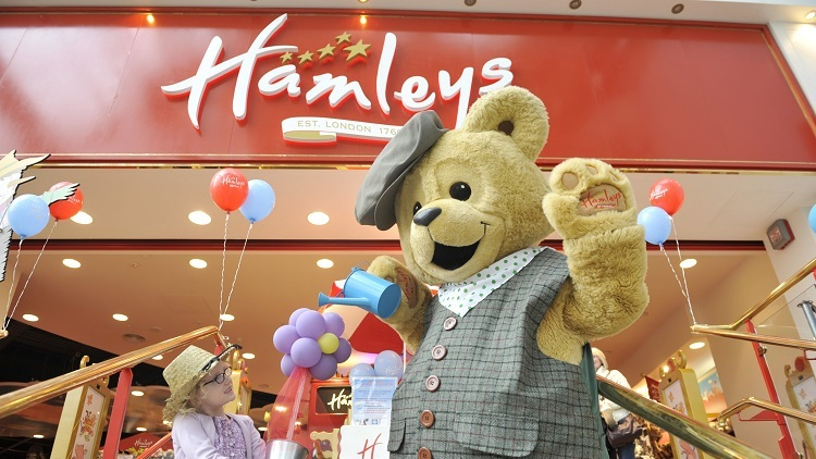Hamleys Toy Fair