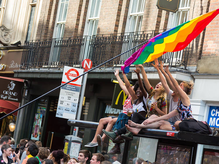 Everything you wanted to know about Pride in London 2016