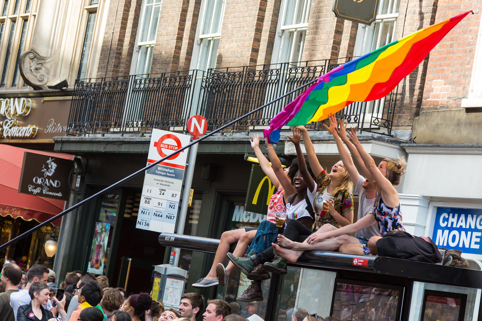 33 dazzling photos of #PrideLondon 2015