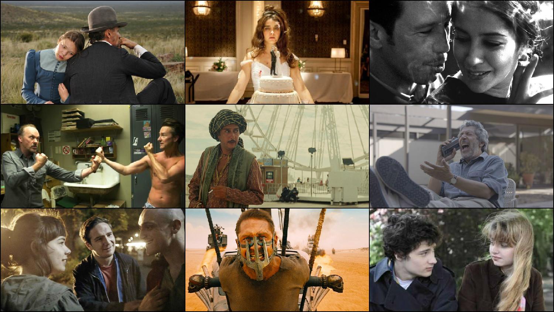 Best of - Meilleurs films 2015 à mi-parcours
