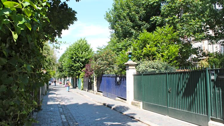 Cité des fleurs  (© EP / Time Out Paris)