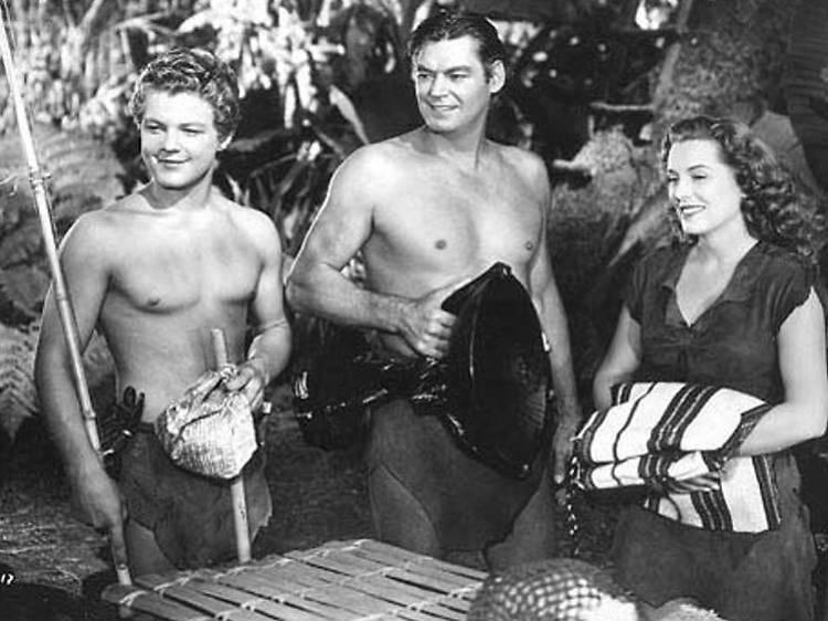 Tarzán de los monos (1932)