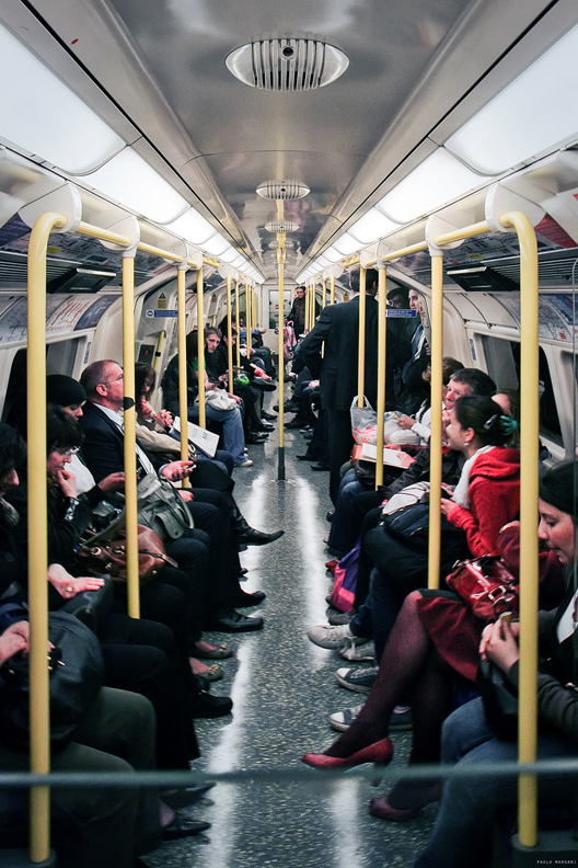 The 17 grossest things you'll experience while commuting in the summer