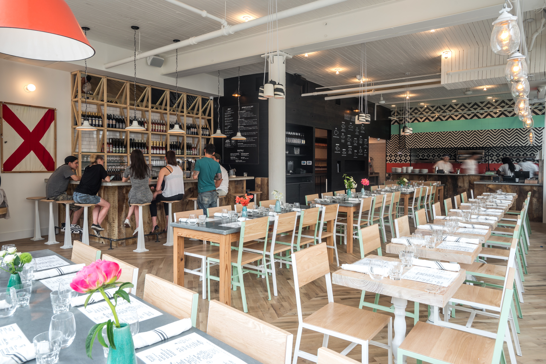 The restaurant at union fare a sprawling complex in union square in - Seamore S