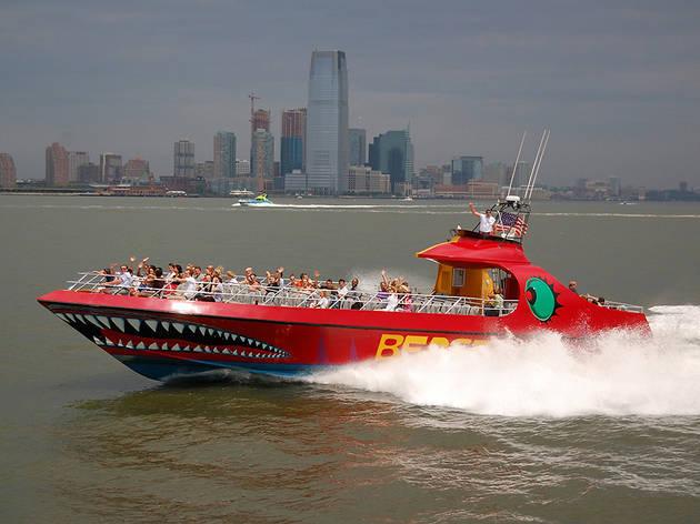 BEAST Speedboat