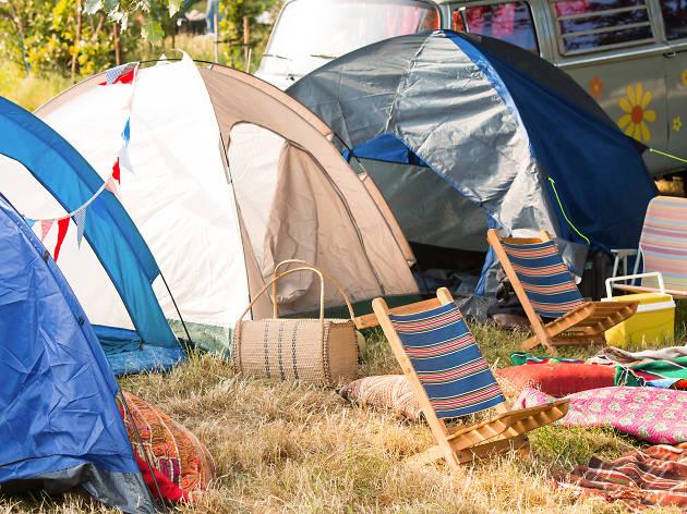 Fest dressed: six music festival essentials