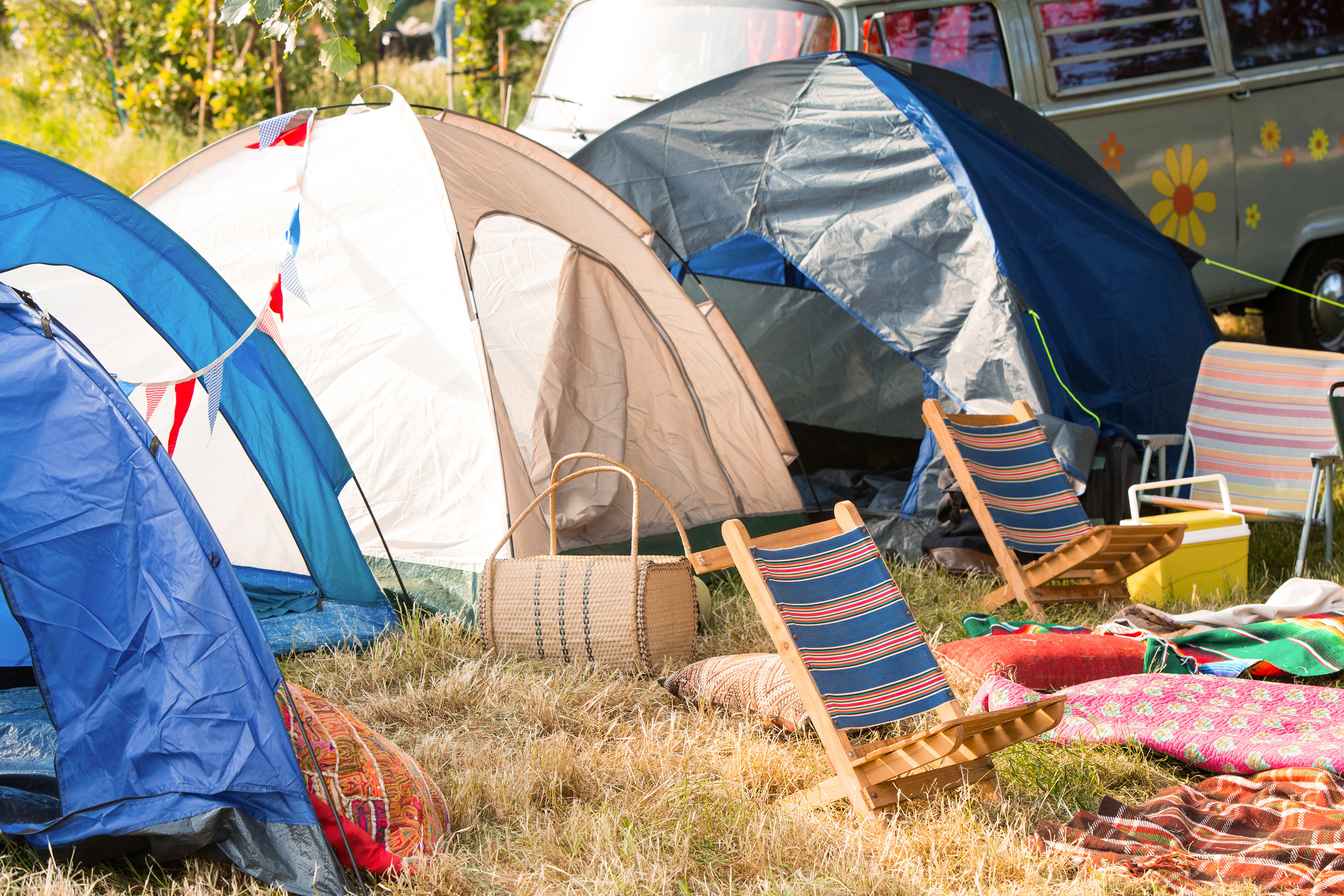 Fest dressed: six music festival essentials
