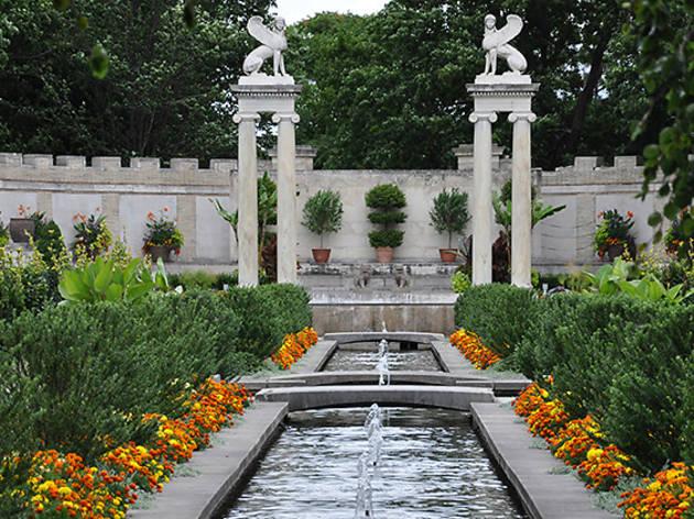Untermyer Gardens & Conservatory, Yonkers