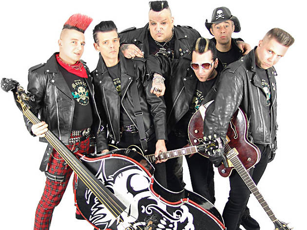 23º Psychobilly meeting 2015