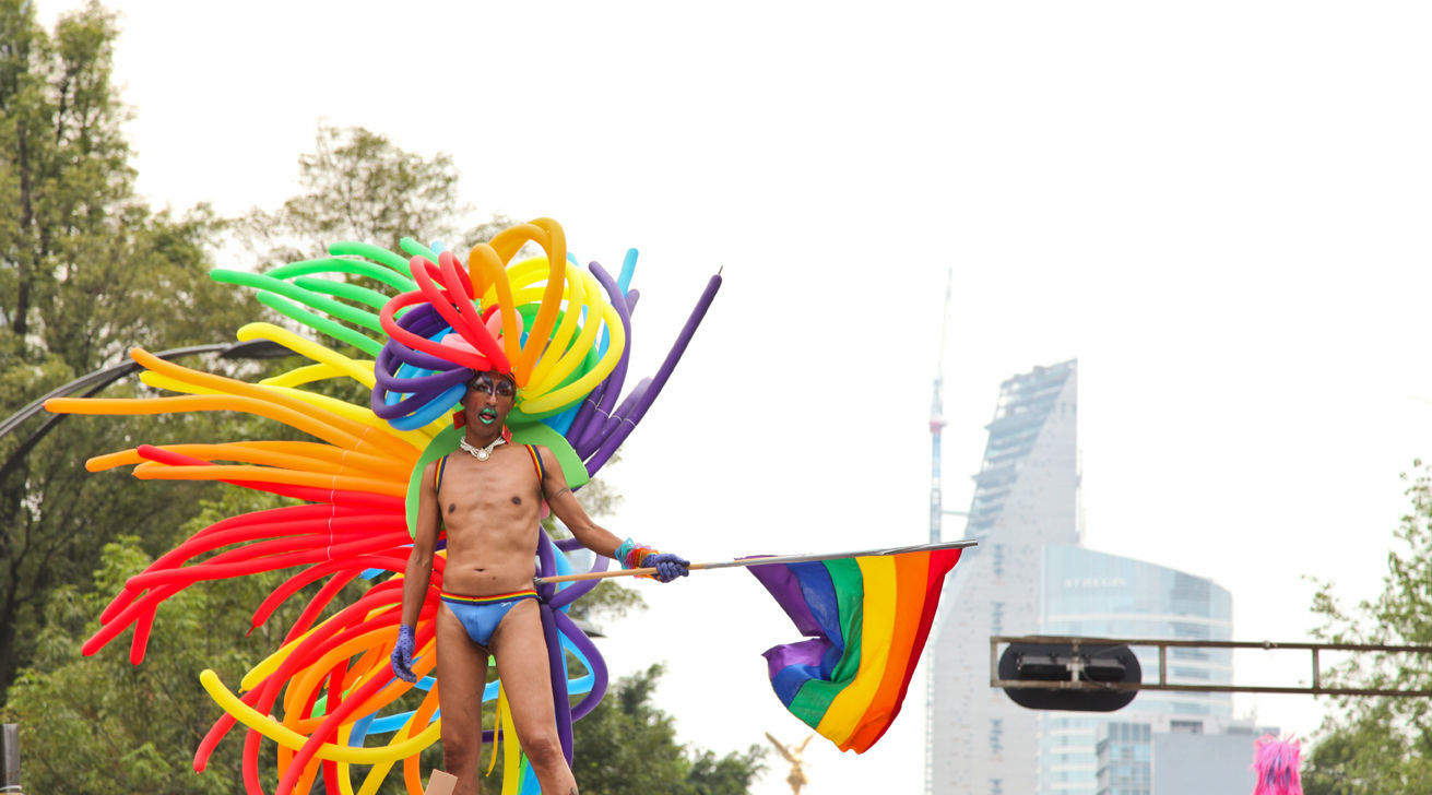 Pride March LGBTTTI