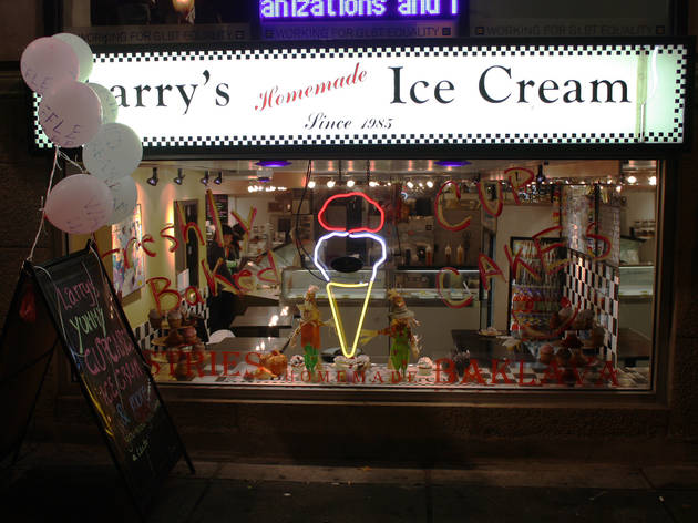 Larry's Homemade Ice Cream and Cupcakes