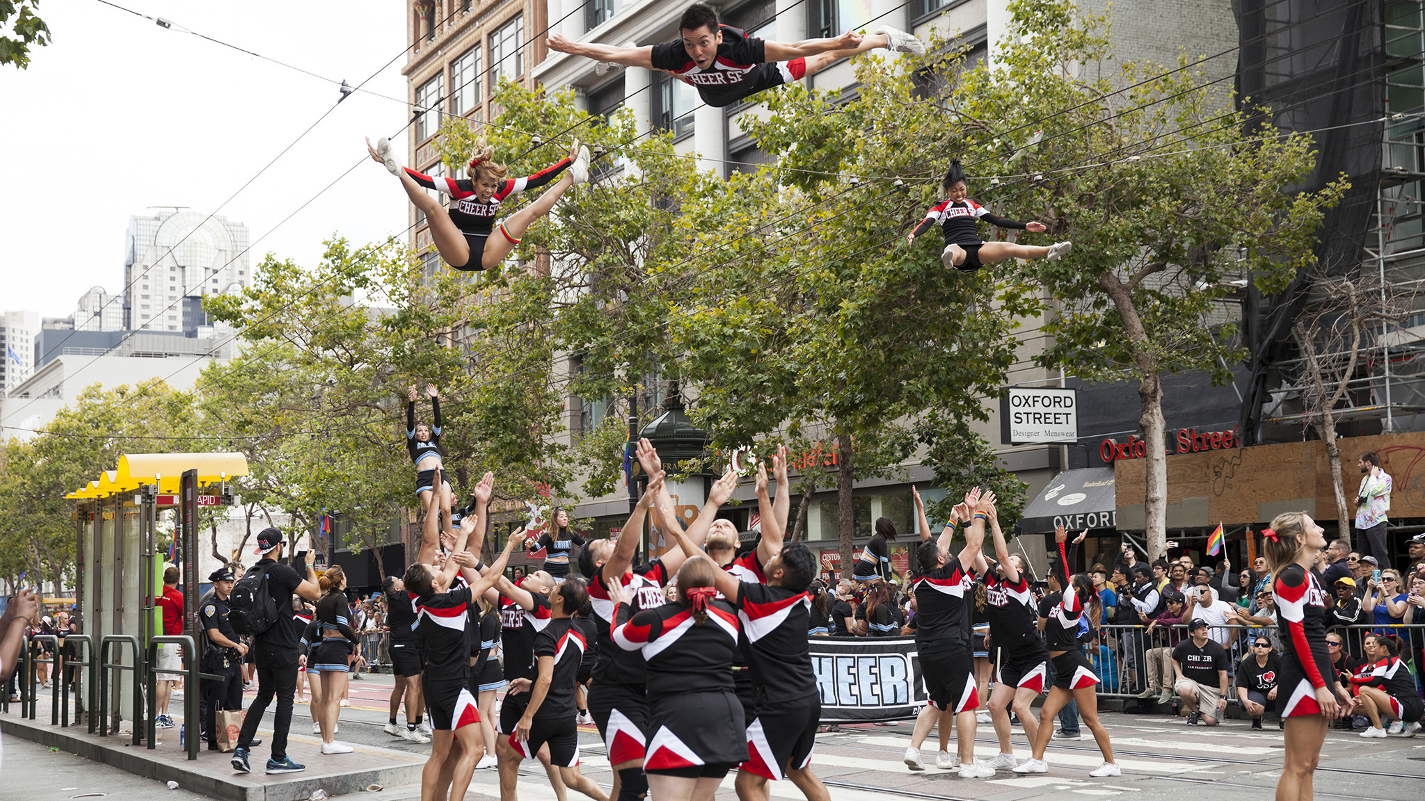 2015 San Francisco Pride Parade