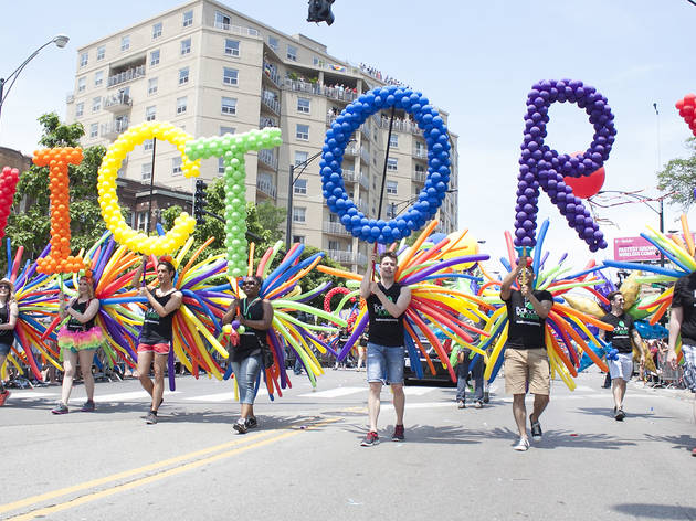 2015 Chicago Pride Parade