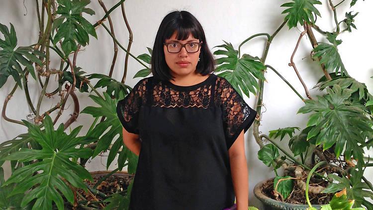 Tania Puente, coeditora web