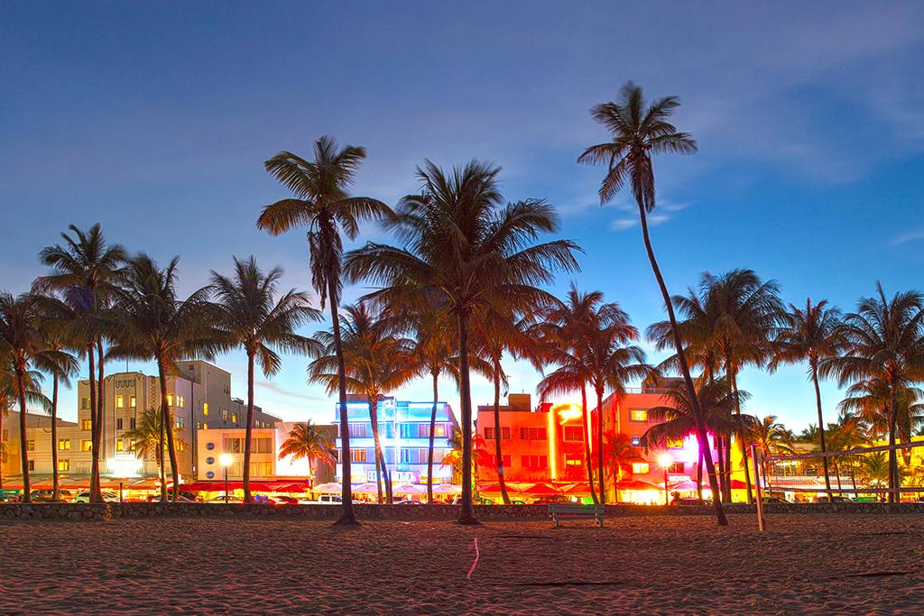 Be Spontaneous in Miami