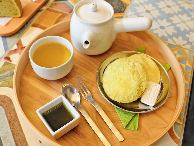 Have afternoon tea, Taiwan style